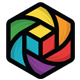 Colorful Hexagonal Logo
