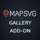 MapSVG.Gallery: gallery / slider / lightbox - add-on for MapSVG WordPress mapping plugin