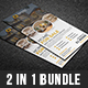 Real Estate DL Flyer Bundle