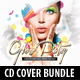 Music Party CD Cover Bundle - GraphicRiver Item for Sale