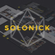 Solonick - Personal Portfolio WordPress Theme - ThemeForest Item for Sale