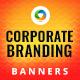 Corporate Branding Banner Set