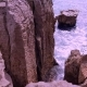 Sea Waves and Rocky Shore . - VideoHive Item for Sale