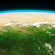 4K Earth Close Up Horizon View Africa Sahara Desert - VideoHive Item for Sale