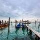 Gondolas View  in Venice, Italy - VideoHive Item for Sale