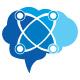 Atom Brain Logo