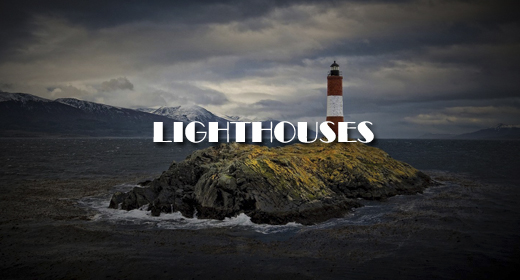 LIGHTHOUSES FOOTAGE COLLECTION
