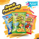 Chips/Snacks Packaging - GraphicRiver Item for Sale