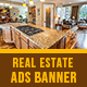 Real Estate Ad Banners - AR