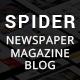 Spider - Newspaper, Magazine & Blog Theme - ThemeForest Item for Sale