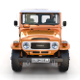 Toyota Land Cruiser FJ 40 Orange with Interior - 3DOcean Item for Sale