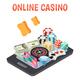 Online Casino Design Concept