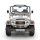 Toyota Land Cruiser FJ 40 Top Down with Interior - 3DOcean Item for Sale