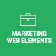 Web Marketing Elements - GraphicRiver Item for Sale