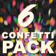 Confetti Burst - VideoHive Item for Sale
