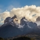Lake Pehoe at Dawn. Torres Del Paine, Chile - VideoHive Item for Sale