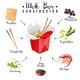 Wok Box Noodles Constructor
