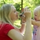 Mom and Daughter Playing in the Park - VideoHive Item for Sale