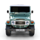 Toyota Land Cruiser FJ 40 Green - 3DOcean Item for Sale