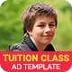 Education & Institute | Tuition Class Banner (EI003)