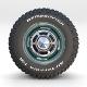 Toyota Land Cruiser FJ 40 Wheel 2 - 3DOcean Item for Sale