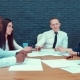 International Business Group Discussing Architectural Design at a Meeting in a Modern Office - VideoHive Item for Sale