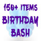 Birthday Bash PNG Pack