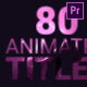 80 Animated Titles - VideoHive Item for Sale