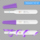 Pregnancy Tests Realistic Transparent