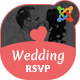 Wedding Invitation - Couple Event and Celebration Joomla Theme