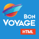 Bon Voyage HTML Template - ThemeForest Item for Sale