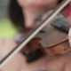 Woman Playing the Violin  - VideoHive Item for Sale