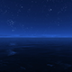 Starry Sky Reflection on Sea 4K - VideoHive Item for Sale