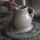 Master Class on Modeling of Clay on a Potter's Wheel - VideoHive Item for Sale