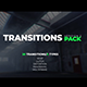 Transitions Pack V.2 - VideoHive Item for Sale