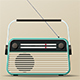 Radio - GraphicRiver Item for Sale