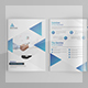 Rever Bi-Fold Brochure Template - GraphicRiver Item for Sale