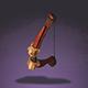Bow archer - 3DOcean Item for Sale