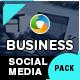 Business Social Media Pack - GraphicRiver Item for Sale