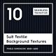 10 Suit Textile Background Textures - 3DOcean Item for Sale