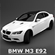 BMW M3 E92 - 3DOcean Item for Sale