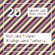 20 Grunge Stripe Paper Backgrounds - 3DOcean Item for Sale