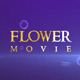 Flower Movie Titles Mogrt - VideoHive Item for Sale