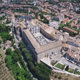 Loreto (Marche, Italy) - Aerial View Around the Basilica and the City Center - VideoHive Item for Sale