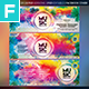 Super Music Festival Facebook Cover - GraphicRiver Item for Sale