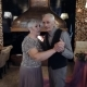 Mature and Milf, Also Older Couple Dancing Slow Dance - VideoHive Item for Sale