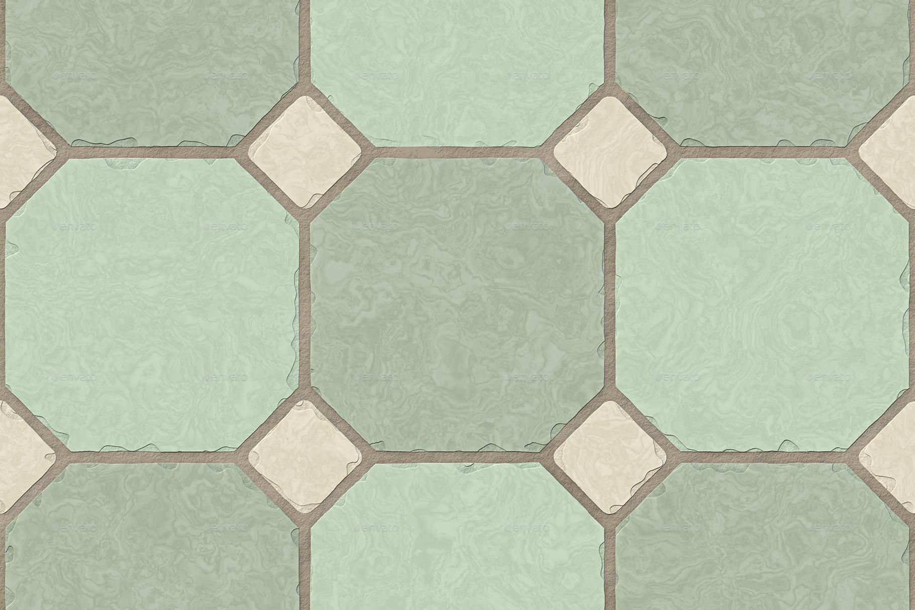 10 Classic Floor Tile Textures By Webcombo 3docean