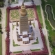 Bang Tong Golden Pagoda Temple in Krabi Province, Thailand. Aerial View - VideoHive Item for Sale