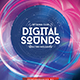 Digital Sounds Flyer - GraphicRiver Item for Sale