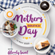 Mothers Day Brunch Promotional Flyer